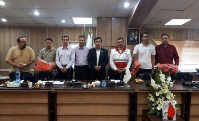 کارگروه جستجو و نجات مازندران برای چهارمین سال متوالی جزو کارگروههای برتر کشور قرار گرفت.