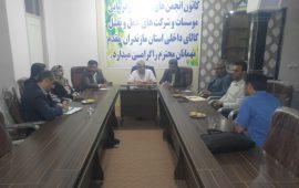 نشست هم اندیشی  اعضای هیات کوهنوردی و  هیات ورزش کارگری استان