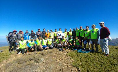 سومین دوره مسابقات دوی کوهستان (اسکای رانینگ) آمل