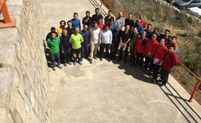 نتیجه دوره مربیگری درجه سه کوهپیمایی در ونداربن