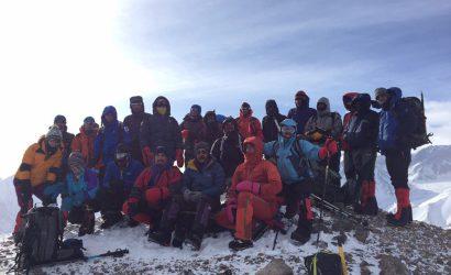 دومین مرحله از صعود انتخابی کوهنوردان استان – کرماکوه