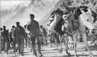 تاریخچه صعود به قلل منطقه تخت سلیمان و علم کوه – قسمت چهارم