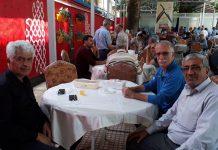 حضور پیشکسوتان کوهنورد استان مازندران در پنجمین گردهمایی پیشکسوتان کشور