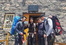 گزارش کارگروه جستجو و نجات از عملکرد ستاد اطلاع رسانی و پیشگیری از حوادث کوهستان قله دماوند ، ۱۹ الی ۲۱ تیر ۹۸ (هفته سوم)