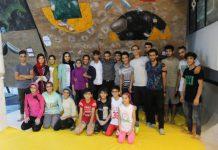 اردوی انتخابی تیم سنگنوردی نوجوانان استان ، اعزامی به دومین المپیاد استعدادهای برتر کشور