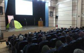 آیین تجلیل از برترینهای کوهنوردی و صعودهای ورزشی استان مازندران (عملکرد سال ۱۳۹۷)