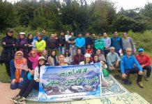 برگزاری دوره  کوهپیمایی همگانی در شهرستان بابل