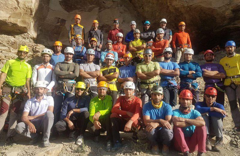 اسامی قبول شدگان دوره مربیگری سنگنوردی درجه ۳ سال ۹۸  از استان مازندران