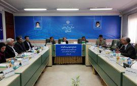 برگزاری مجمع عمومی عادی سالیانه هیئت کوهنوردی و صعودهای ورزشی استان مازندران