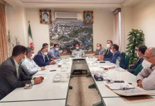 پیگیری روند تکمیل سالن صخره نوردی شهرستان آمل